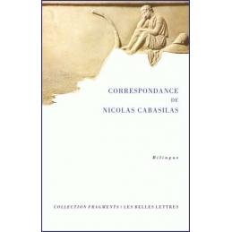 Correspondance de Nicolas Cabasilas. Bilingue