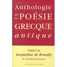 Anthologie de la poésie grecque antique