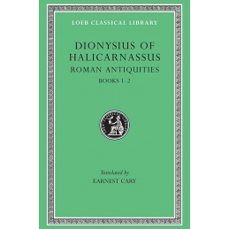 Roman Antiquities - books I-II