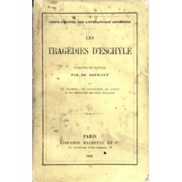Les Tragédies d'Eschyle