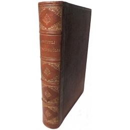 Aeschyli et Sophoclis   Tragoediae et fragmenta. Graece et latine cum indicibus.