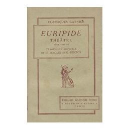 Théâtre d'Euripide, tome I