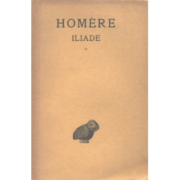 Iliade : tome II, chants VII-XII