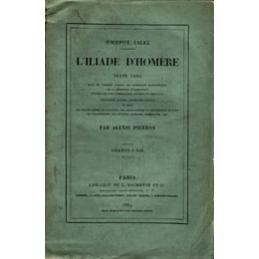 L'Iliade d'Homère : chants I-XII. Texte grec