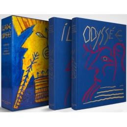 L'Iliade et l'Odyssée en deux volumes