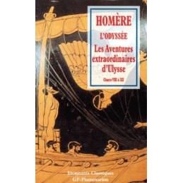 L'Odyssée : Les Aventures extraordinaires d'Ulysse, chants VIII à XII