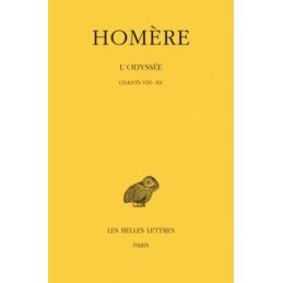 L'Odyssée « poésie homérique », tome II : chants VIII-XV