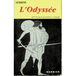 Odyssée, édition illustrée