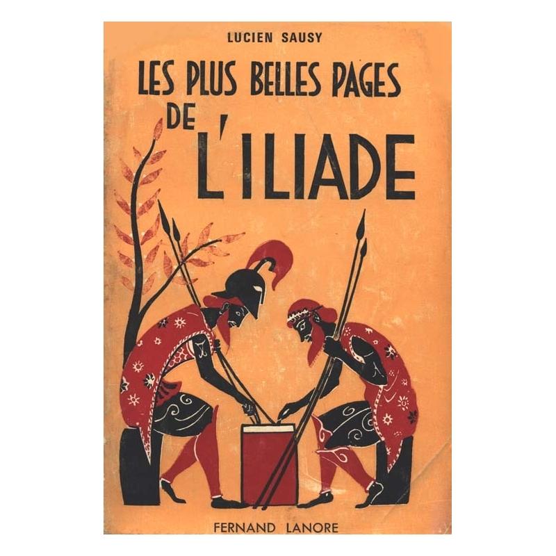 Les plus belles pages de l'Iliade