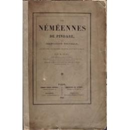 Les Néméennes de Pindare