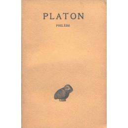 Œuvres complètes, tome IX, 2e partie : Philèbe