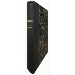 Œuvres complètes, tome VIII, 2e partie : Théétete