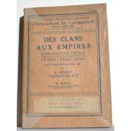 Des clans aux empires
