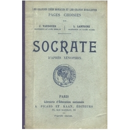 Socrate d'après Xénophon