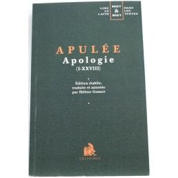 Apologie (I-XXVIII) (édition juxtalinéaire). Les auteurs latins expliqués...