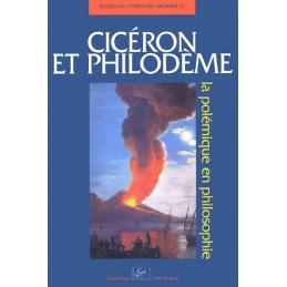 Cicéron et Philodème. La polémique en philosophie