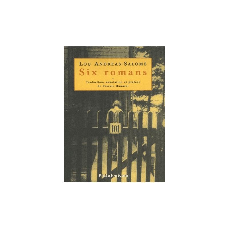 Six romans. Combat pour Dieu (1885), D'Ame étrangère (1896), Enfants d'hommes (1899), Ma (1901), Pays frontière (1902)