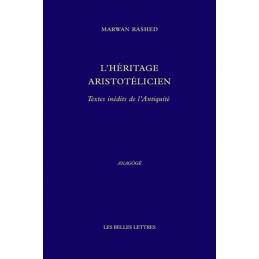 L' Héritage Aristotélien