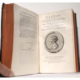 Platonis philosophi quae exstant