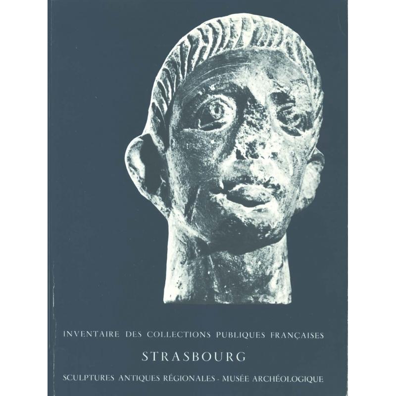 Strasbourg Musée archéologique - Sculptures antiques régionales