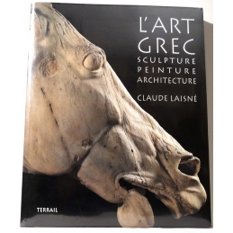 L'art grec : sculpture, peinture, architecture
