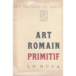 Art romain primitif