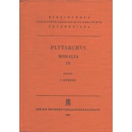 Plutarchi Moralia - vol. IV