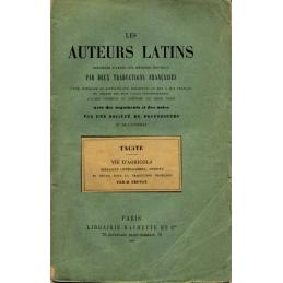 Vie d'Agricola. Les auteurs latins expliqués d'après une méthode nouvelle par deux traductions françaises