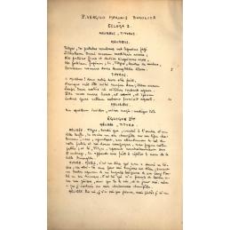 Les Bucoliques et les Géorgiques. Les auteurs latins expliqués d'après une méthode nouvelle par deux traductions françaises