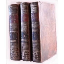 Tacite, nouvelle traduction de M. Dureau de Lamalle, tomes I-III