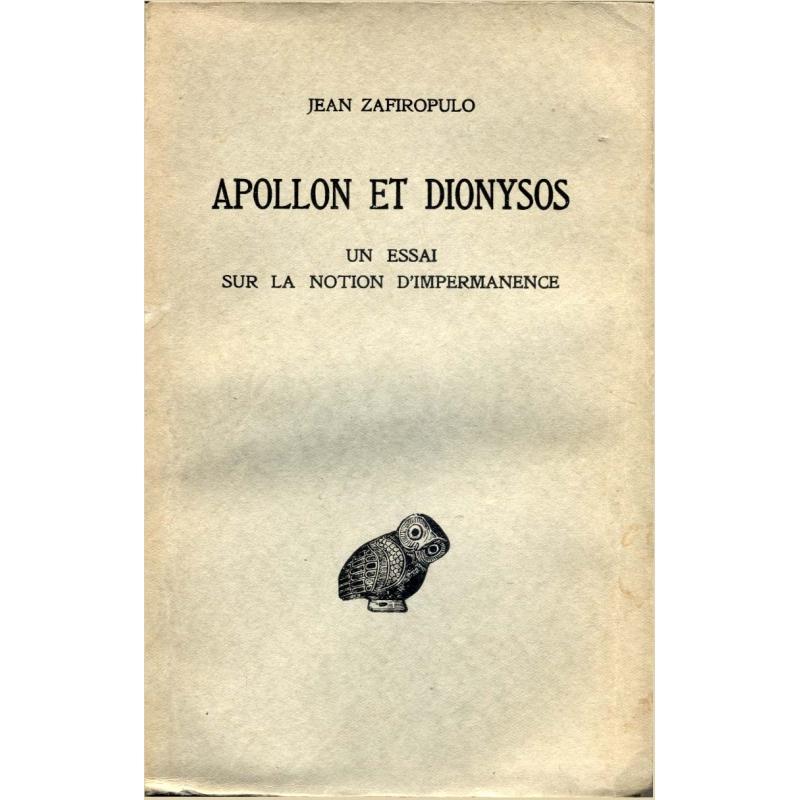 Apollon et Dionysos