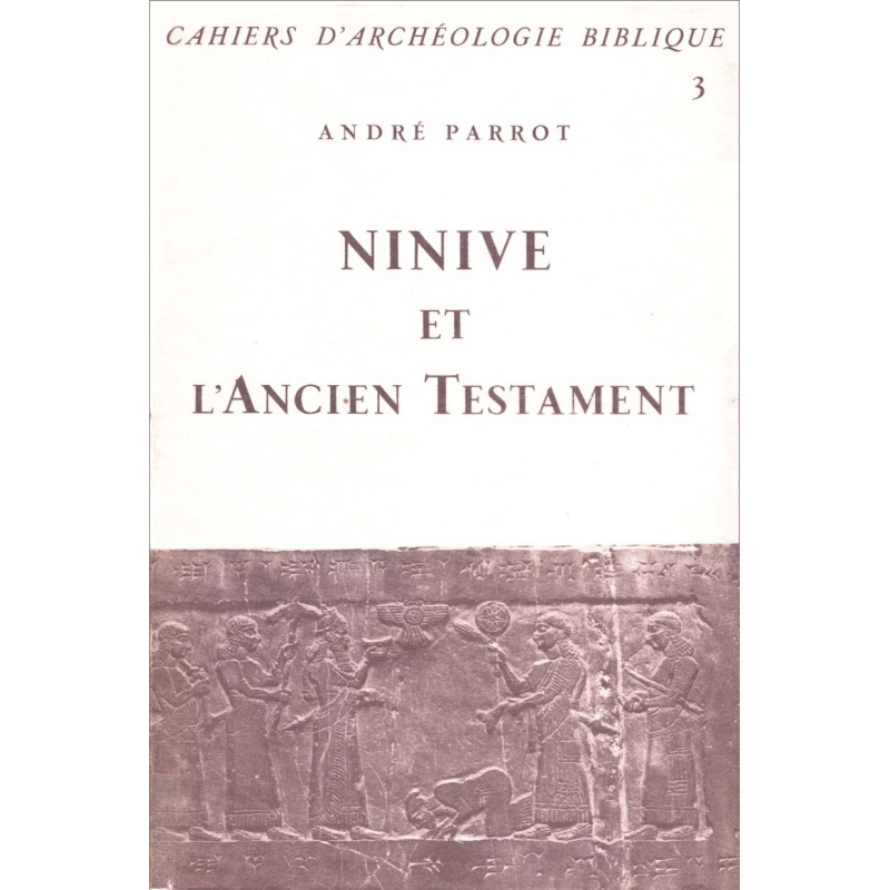Ninive et l'Ancien Testament