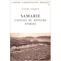 Samarie capitale du Royaume d'Israël