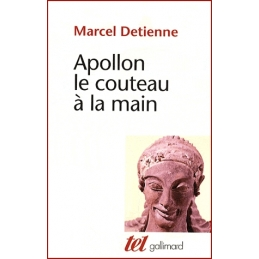 Apollon le couteau à la main