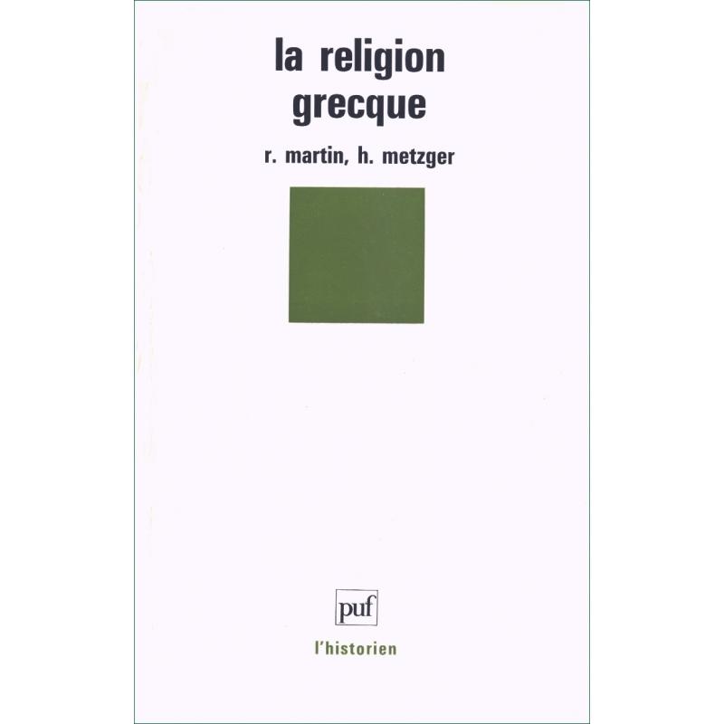 La Religion grecque