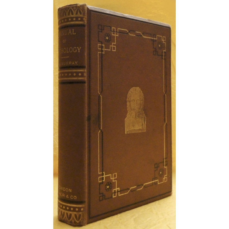 Manual of mythology : Greek and Roman, Norse, and old German, Hindoo and Egyptian mythology.