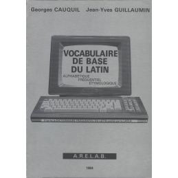 Vocabulaire de base du latin