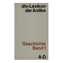 dtv-Lexicon der Antike - Geschichte Band 1, 2, 3