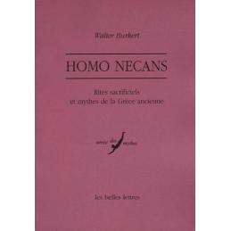 Homo Necans. Rites sacrificiels et mythes de la Grèce ancienne