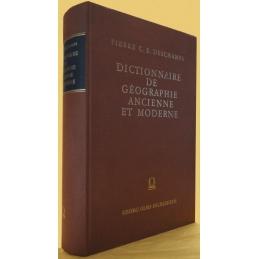 Dictionnaire de géographie ancienne et moderne