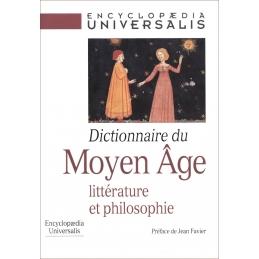 Dictionnaire du Moyen-Age : littérature et philosophie