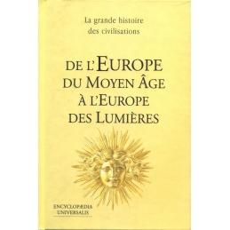 L'Europe du Moyen Age aux Lumières
