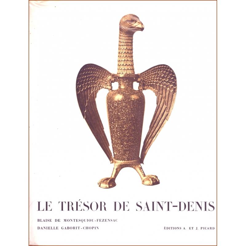 Le trésor de Saint-Denis. Planches et notices, tome III