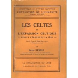 Les Celtes et l'expansion celtique jusqu'à l'époque de la tène