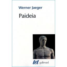 Paideia, la Formation de l'homme grec