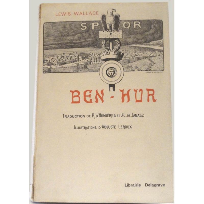 Ben-Hur. Le prince de Jérusalem