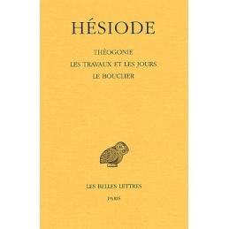 Théogonie, Les Travaux et les jours, Le Bouclier