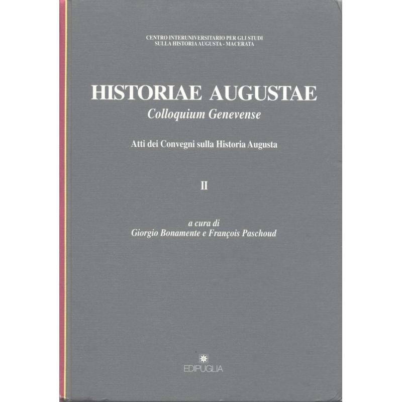 Historiae Augustae Colloquium Genevense