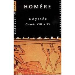 Odyssée - Chants VIII à XV