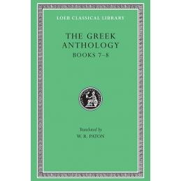 The Greek Anthology, volume I, II